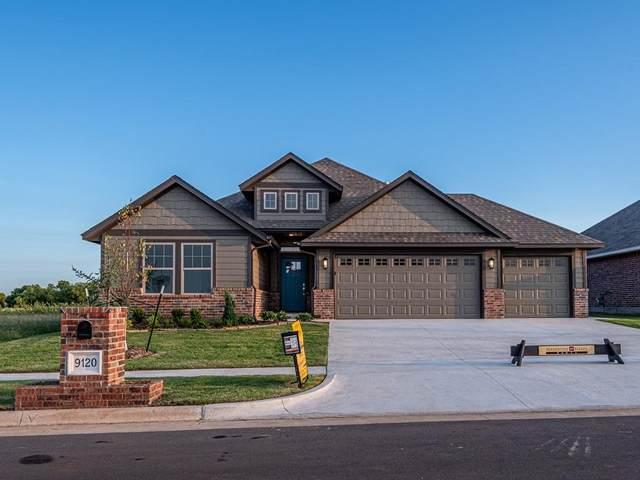9120 NW 117th Street, Oklahoma City, OK 73162 (MLS #927789) :: Keri Gray Homes
