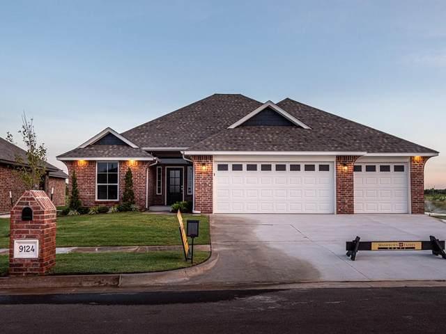 9124 NW 117th Street, Oklahoma City, OK 73162 (MLS #927792) :: Keri Gray Homes