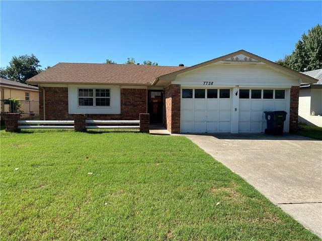 7728 NW 30th Terrace, Bethany, OK 73008 (MLS #927807) :: The Oklahoma Real Estate Group