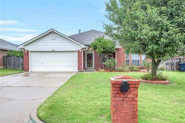 8709 NW 85th Street, Oklahoma City, OK 73132 (MLS #927811) :: Keri Gray Homes