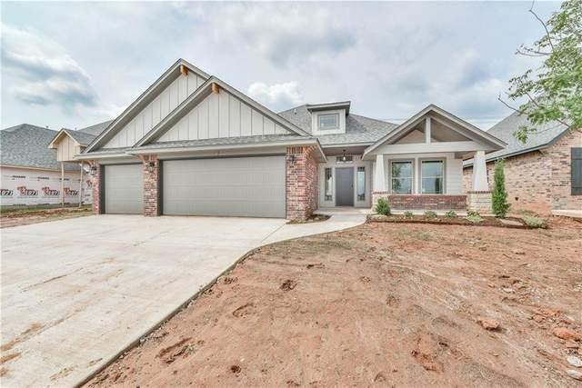 16717 Prado Drive, Oklahoma City, OK 73170 (MLS #927837) :: ClearPoint Realty