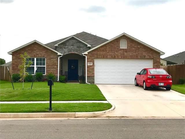 1216 Ironstone Drive, Noble, OK 73068 (MLS #927842) :: Keri Gray Homes