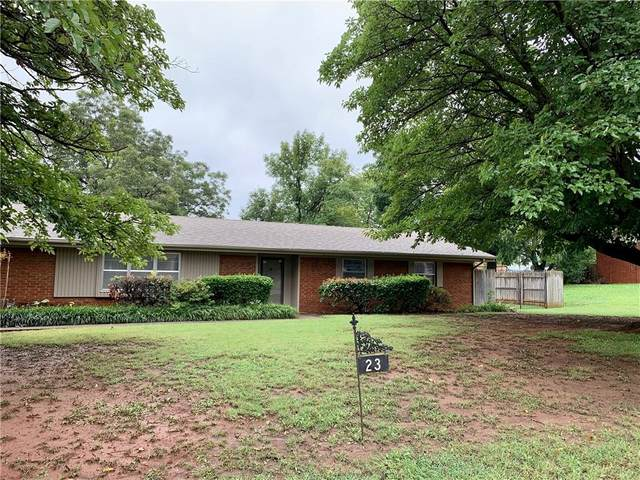 23 Highland Drive, Chickasha, OK 73018 (MLS #927845) :: Keri Gray Homes
