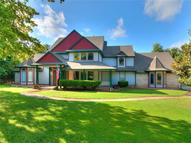 2504 Southbend Road, Edmond, OK 73034 (MLS #927847) :: ClearPoint Realty