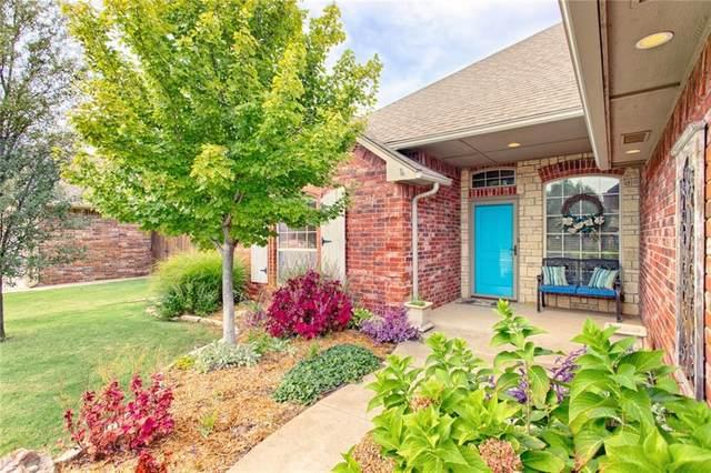 8717 NW 114th Street, Oklahoma City, OK 73162 (MLS #927871) :: Keri Gray Homes