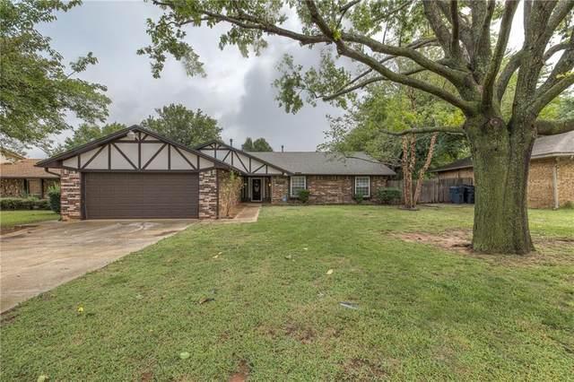 8812 Kimberly Road, Oklahoma City, OK 73132 (MLS #927885) :: Homestead & Co