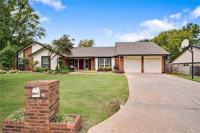 9611 Horseshoe Road, Oklahoma City, OK 73162 (MLS #927897) :: Homestead & Co