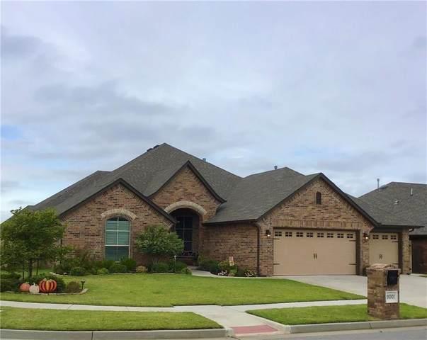 11001 Millbrook Lane, Oklahoma City, OK 73162 (MLS #927927) :: Homestead & Co