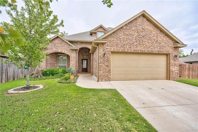 4000 Millers Creek Lane, Mustang, OK 73064 (MLS #927947) :: Homestead & Co