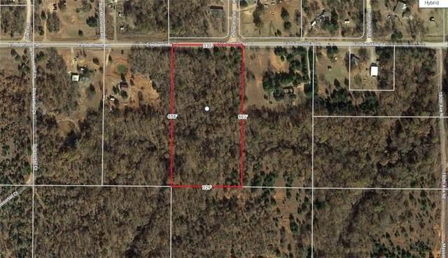 E Indian Hills Road, Newalla, OK 74857 (MLS #927953) :: Erhardt Group at Keller Williams Mulinix OKC