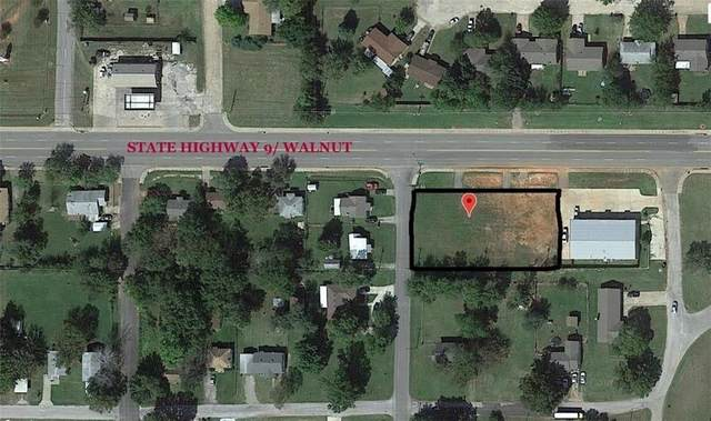 522 W Walnut Street, Tecumseh, OK 74873 (MLS #927959) :: Homestead & Co