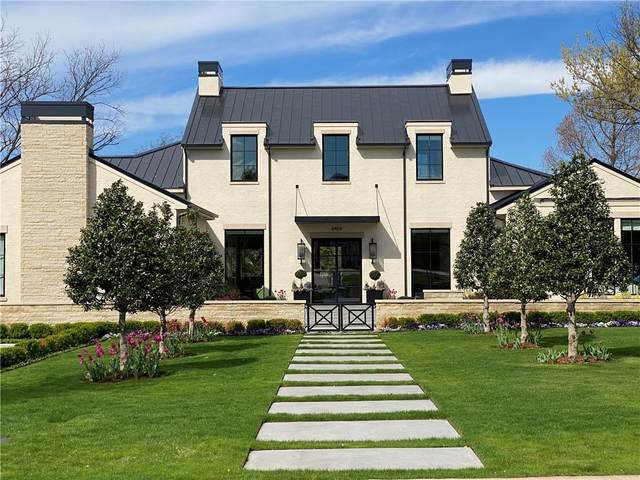 6404 N Hillcrest Avenue, Nichols Hills, OK 73116 (MLS #927963) :: The Oklahoma Real Estate Group