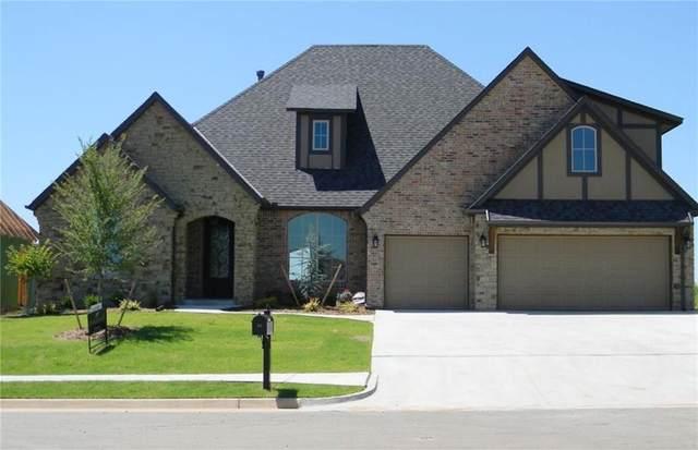 432 Idabel Bridge Circle, Edmond, OK 73034 (MLS #927981) :: Keri Gray Homes