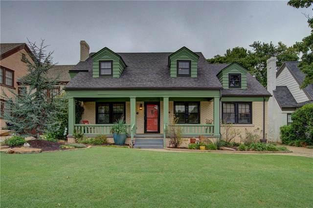 2117 NW 25th Street, Oklahoma City, OK 73107 (MLS #927985) :: Homestead & Co