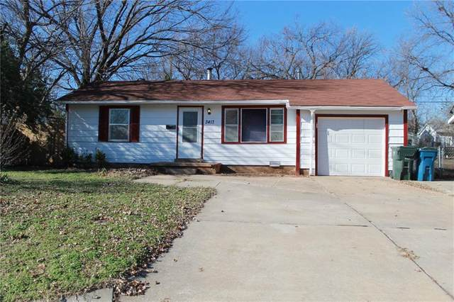 3417 N Holman Court, Midwest City, OK 73110 (MLS #928022) :: ClearPoint Realty