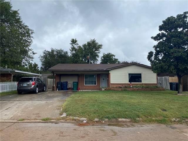 2221 SW 61st Terrace, Oklahoma City, OK 73159 (MLS #928040) :: Homestead & Co
