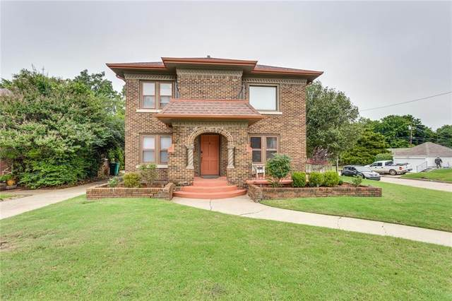 2301 NW 27 Street, Oklahoma City, OK 73107 (MLS #928045) :: Homestead & Co