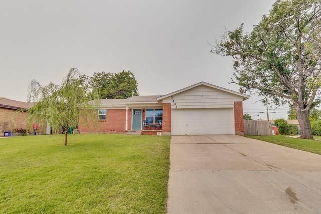 5401 S Monte Place, Oklahoma City, OK 73119 (MLS #928052) :: Homestead & Co