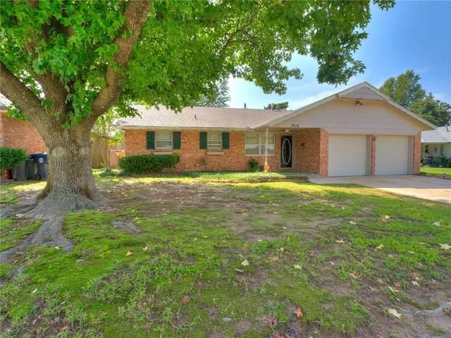 7416 NW 28th Street, Bethany, OK 73008 (MLS #928058) :: The Oklahoma Real Estate Group