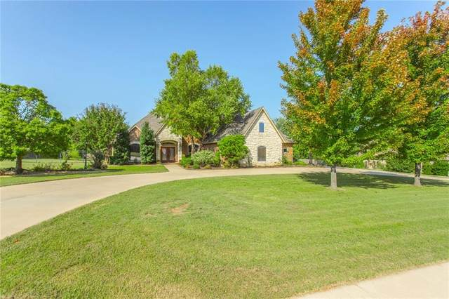 1409 E Angel Fire Terrace, Mustang, OK 73064 (MLS #928080) :: The Oklahoma Real Estate Group