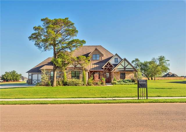 2377 NW 220th Terrace, Edmond, OK 73025 (MLS #928096) :: Homestead & Co