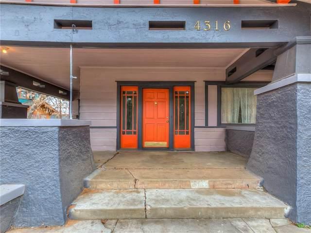 4316 Butler Place, Oklahoma City, OK 73118 (MLS #928116) :: Keri Gray Homes