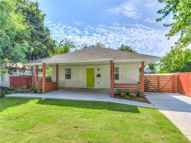 1534 NW 32nd Street, Oklahoma City, OK 73118 (MLS #928128) :: Homestead & Co