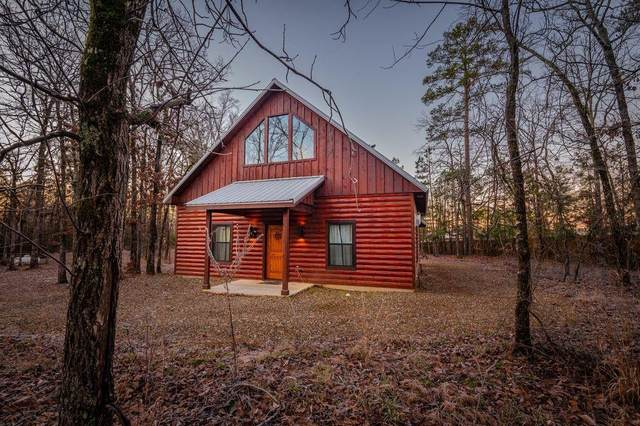 146 Paradise Lane, Broken Bow, OK 74728 (MLS #928129) :: Homestead & Co