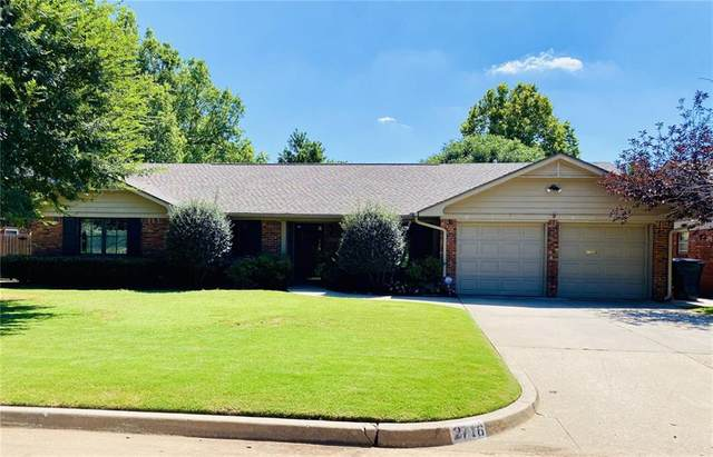 2716 NW 69th Street, Oklahoma City, OK 73116 (MLS #928136) :: The UB Home Team at Whittington Realty