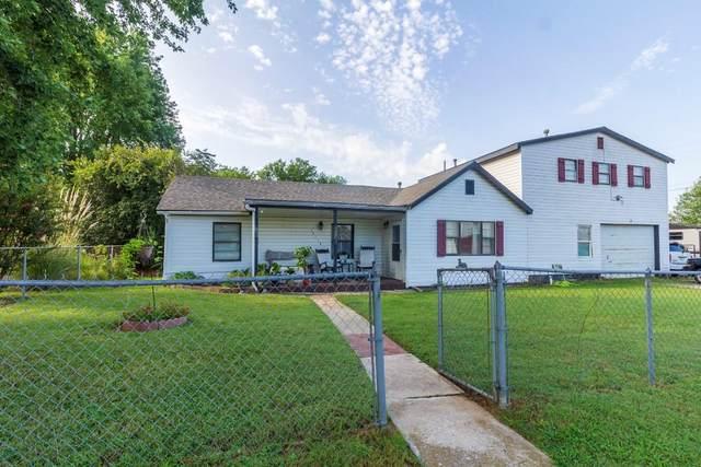 10116 Lejean Drive, Midwest City, OK 73130 (MLS #928170) :: Erhardt Group at Keller Williams Mulinix OKC