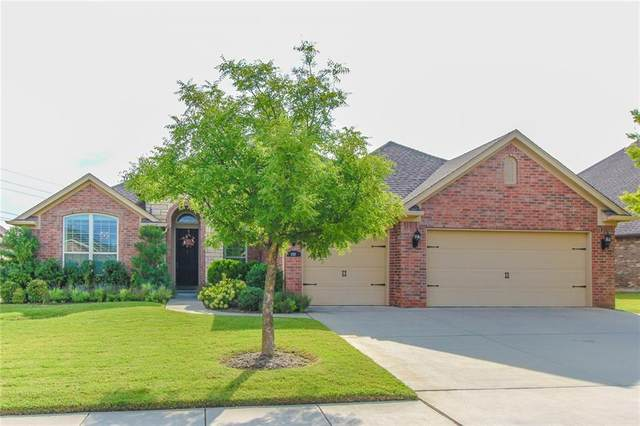 4311 Kensal Rise Place, Norman, OK 73072 (MLS #928203) :: Keri Gray Homes