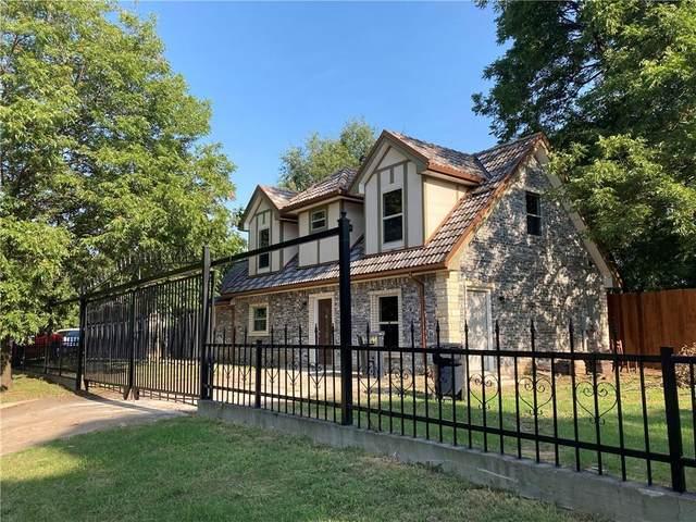 3601 S Shartel Avenue, Oklahoma City, OK 73109 (MLS #928227) :: KG Realty