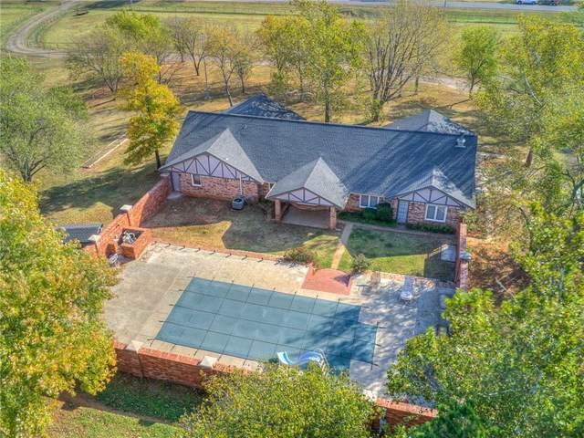 7219 N Council Avenue, Blanchard, OK 73010 (MLS #928239) :: Homestead & Co