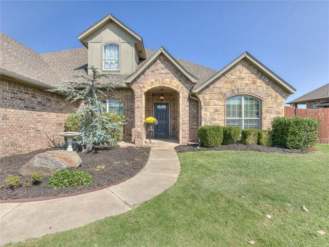 1065 Skyline Boulevard, Edmond, OK 73025 (MLS #928246) :: Homestead & Co