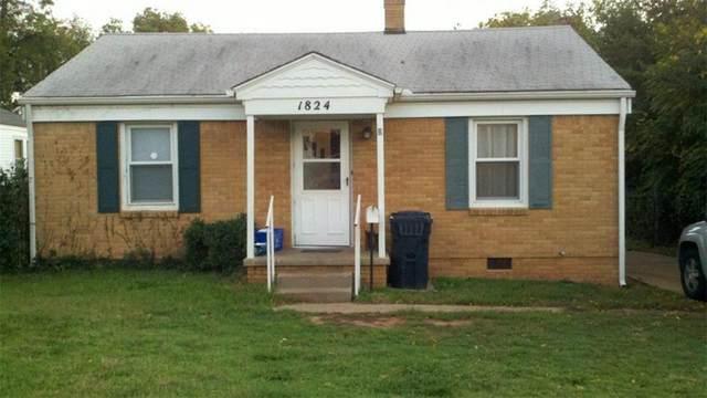 1824 NW 31st Street, Oklahoma City, OK 73118 (MLS #928254) :: Homestead & Co