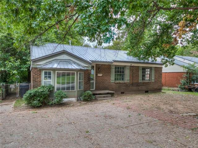 3013 W Hill Street, Oklahoma City, OK 73112 (MLS #928261) :: Erhardt Group at Keller Williams Mulinix OKC