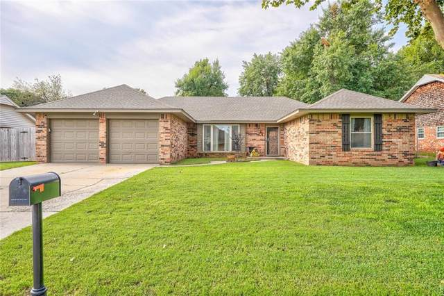809 SW 25th Street, El Reno, OK 73036 (MLS #928270) :: Keri Gray Homes