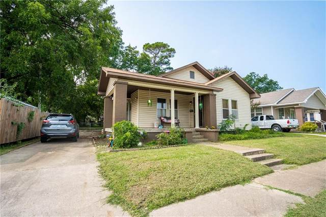 310 12th Avenue, Ardmore, OK 73401 (MLS #928299) :: Homestead & Co