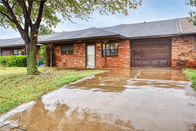 1402 Partridge Lane, Cordell, OK 73632 (MLS #928302) :: Homestead & Co