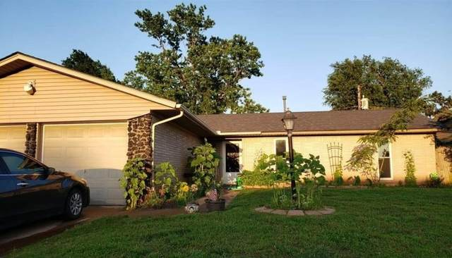 6316 S Robinson Avenue, Oklahoma City, OK 72139 (MLS #928322) :: Homestead & Co