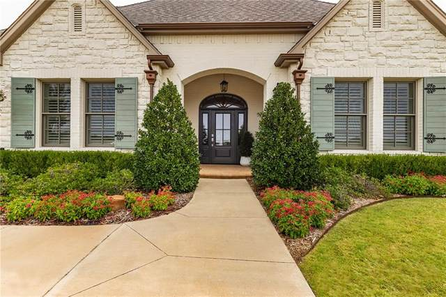 12800 Deepwood Creek Drive, Oklahoma City, OK 73142 (MLS #928325) :: Homestead & Co