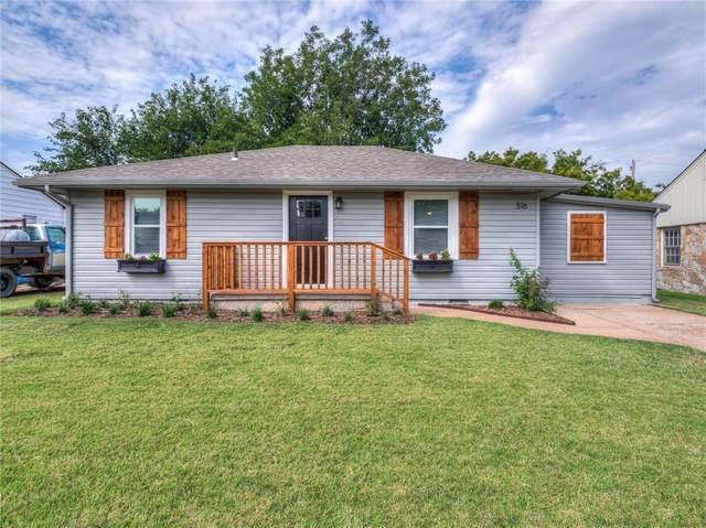 516 S Frances Avenue, El Reno, OK 73036 (MLS #928338) :: Homestead & Co