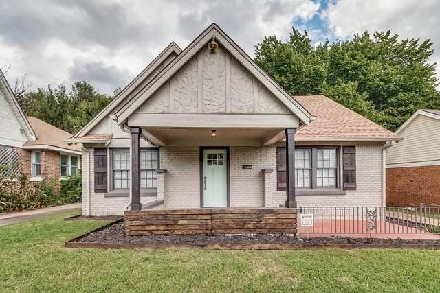 2409 NW 21st Street, Oklahoma City, OK 73107 (MLS #928347) :: ClearPoint Realty