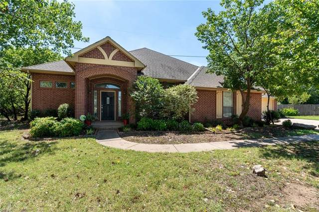 16500 Thorton Lane, Edmond, OK 73003 (MLS #928351) :: Keri Gray Homes
