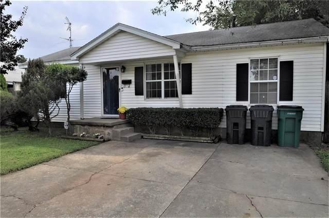 2504 SW 45th Street, Oklahoma City, OK 73119 (MLS #928352) :: Homestead & Co