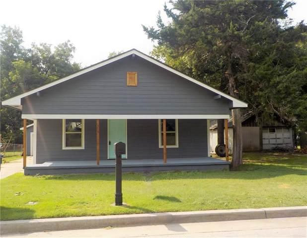 518 S Reno Avenue, El Reno, OK 73036 (MLS #928355) :: Homestead & Co