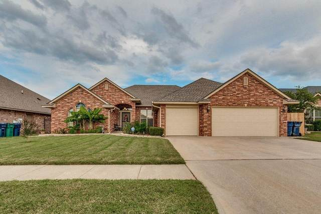 5612 Bent Creek Drive, Oklahoma City, OK 73135 (MLS #928368) :: Homestead & Co