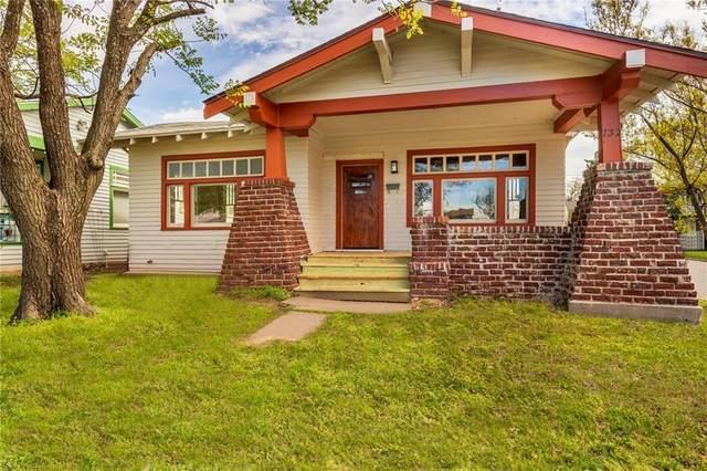 732 NW 21st Street, Oklahoma City, OK 73103 (MLS #928369) :: Homestead & Co