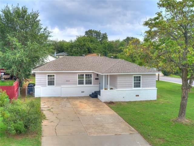 5022 S Brookline Avenue, Oklahoma City, OK 73119 (MLS #928371) :: Homestead & Co