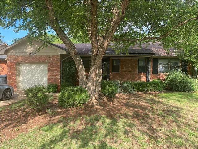10600 Sunnymeade Place, Oklahoma City, OK 73120 (MLS #928374) :: Keri Gray Homes
